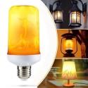 LED izzó HYO-2, 5W - lángokat imitáló