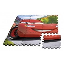 Hab padló puzzle - Cars - 9 rész