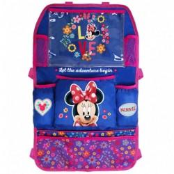 Gyerek rendszerező autóba - Minnie Mouse