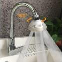 Vízcsap toldó a vízátfolyás megtakarítására