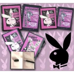 3 jegyzettömbből álló készlet - Playboy Black and Raspberry