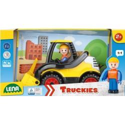 Autó - rakodógép - Truckies