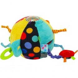 Oktató plüss játék - léggömb - Baby Mix