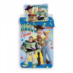 Gyerek ágyneműhuzat - Toy Story - 140x200