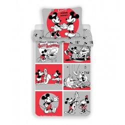 Gyerek ágyneműhuzat - Mickey a Minnie Classics - 140x200