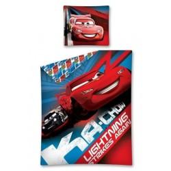 Gyerek ágyneműhuzat - Autók - 140x200