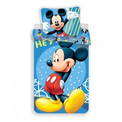Gyerek ágyneműhuzat - Mickey Hey - 140x200