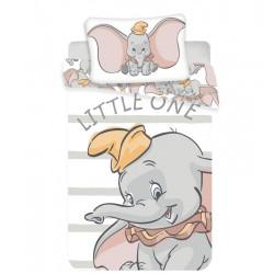 Gyerek ágyneműhuzat - Dumbo baby - 100x135