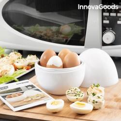 InnovaGoods tojásfőző mikrohullámú sütőbe receptekkel