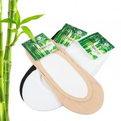 Bambusz titokzokni - 3 pár