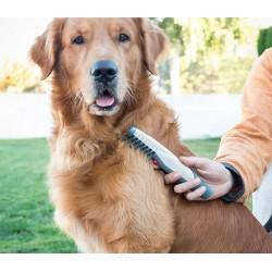 Elektromos bontófésűt kutyáknak - InnovaGoods