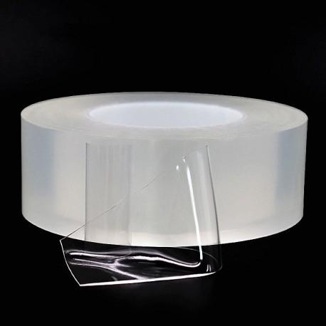 Kétoldalas nano ragasztószalag - 5 m
