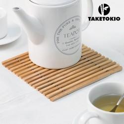 Hajlítható bambusz edényalátét - TakeTokio