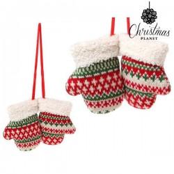 Karácsonyi harisnya - kétfajta kesztyű - 10 cm