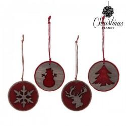 Karácsonyi dísz - kis kerék