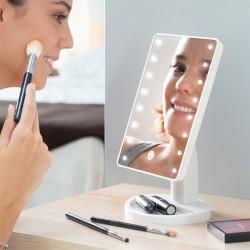 InnovaGoods asztali LED érintős tükör