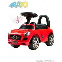 Mercedes-Benz - Bayo gyerek futóbicikli - piros