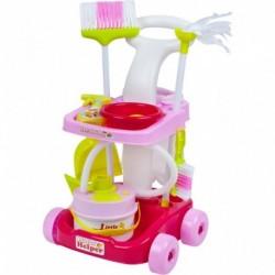 Bayo játék takarítókocsi