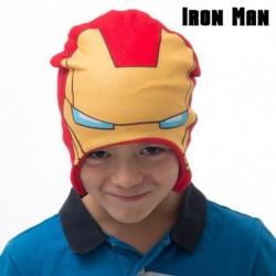 Téli gyerek sapka - Ironman