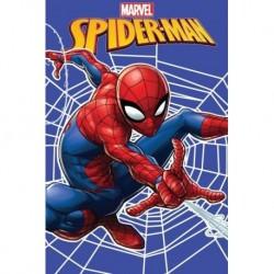 Jerry Fabrics polár takaró - Spiderman Marvel - 150 x 100 cm