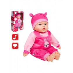 Szlovákul beszélő és éneklő játékbaba Katarínka - 46 cm - PlayTo