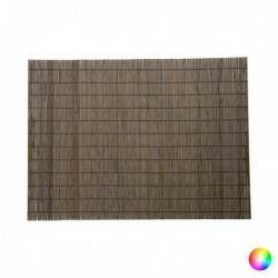 Bambusz terítő - 45 x 30 cm - barna