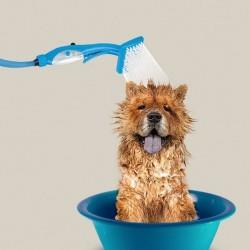 My Pet Brush tömlő kefével kiskedvencek mosására
