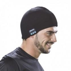 Bluetoothos sport sapka - fekete
