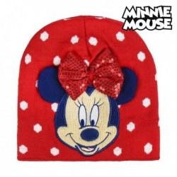 Gyerek sapka - Minnie Mouse 74350 - piros