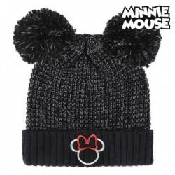 Gyerek sapka - Minnie Mouse - fekete