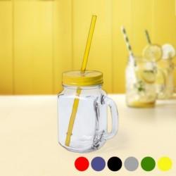 Zárható pohár szívószállal 145494 - 500 ml