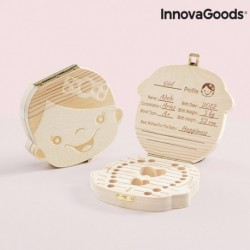 InnovaGoods lányos doboz emlékekre