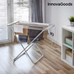 InnovaGoods összecsukható elektormos ruhaszárító - 6 rúd - 100 W