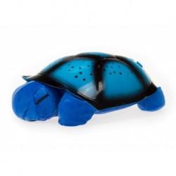 Csillag projektor - mágikus teknős - zenél – kék