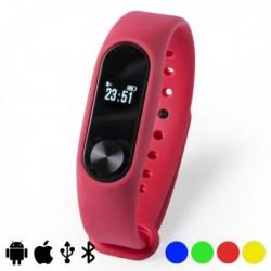 Fitness karkötő, 0,42 LCD, Bluetooth