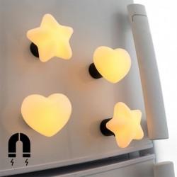 Kis mágneses LED lámpa
