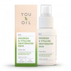 YOU & OIL olaj száraz arcbőrre - 50 ml