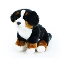 Rappa plüss bernipásztor kutya - ülő - 25 cm