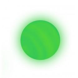 Rappa Galaxy  pattogó világító labda - 5,5 cm