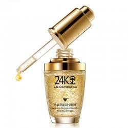 Luxus kóreai aranyszérum - 24 karátos arannyal - 30 ml