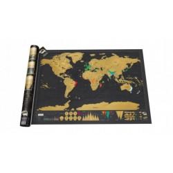 Kaparós világtérkép - Deluxe Edition