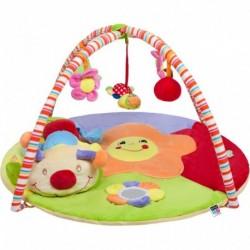 Játék szőnyeg - százlábú, játékkal - PlayTo