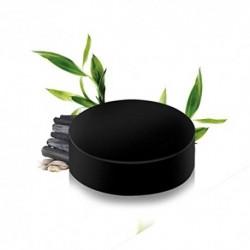 Szappan Japán aktív szénnel bamusz szárakból - 40 g