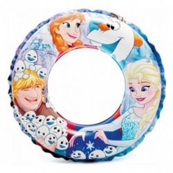 Felfújható gyűrű - Frozen - Jégvarázs - 51 cm - Rappa