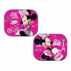 Napellenzők autóba - Minnie Mouse - Rózsaszín - 2 db - Prexim