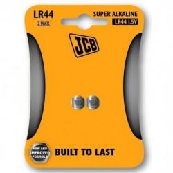 Alkáli elemek LR44 - 2 db - JCB