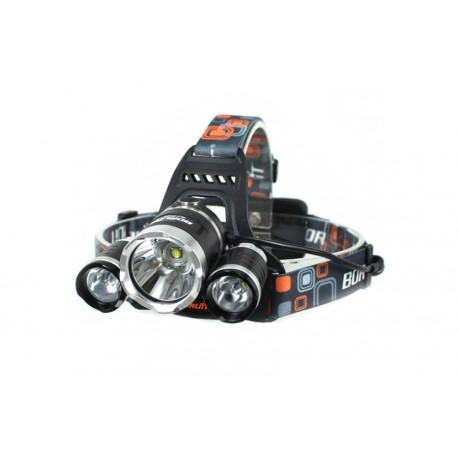 LED fejlámpa BORUIT RJ-3000