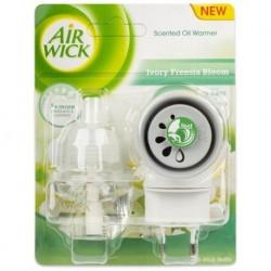 Air Wick elektromos légfrissítő + utántöltő - Fehér frézia