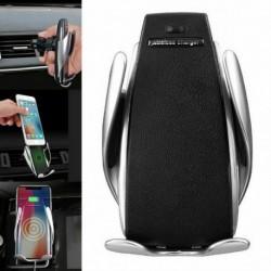 Érintésmentes mobiltartó érzékelővel és vezetékmentes töltéssel