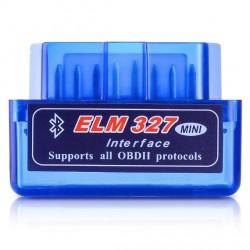 ELM327 OBD2 Bluetooth autódiagnosztika